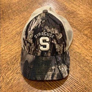Syracuse University Hunting Camouflage Hat